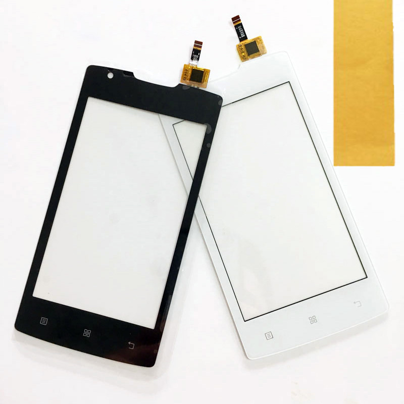 New Touch Screen For Lenovo A1000 Touch Panel Touchscreen Digitizer Front Glass Sensor For Lenovo A 1000