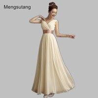 Evening Dress The Bride Wedding 2015 Fashion Wedding Dress Evening Dress Banquet Double Shoulder Bridesmaid Long