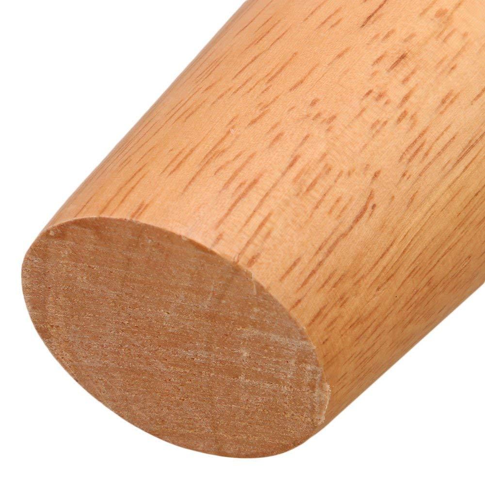 Image 3 - Дуба 15 см Высота надежная мебельная ножка с железной пластиной диван стол Шкаф ножки набор из 4-in Мебельные ножки from Мебель on AliExpress