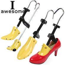 High Quality 1 PC shoe trees Adjustable Shape For women and men shoes tree Professional Shoe Stretchers For high heels and boots