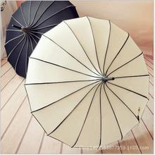 Woman Handle Umbrella Guarda
