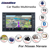 Liandlee For Nissan Navara 2005~2014 Android Car Radio CD DVD Player GPS Navi Navigation Maps Camera OBD TV HD screen Media