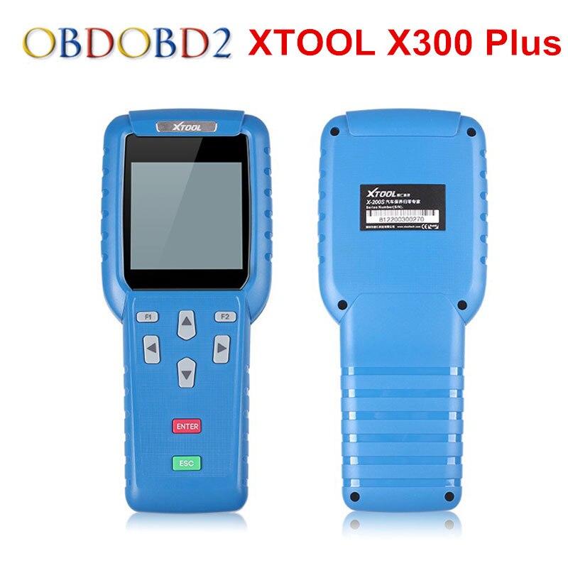 100% D'origine X300 Plus Pro Programmeur principal Automatique XTool X-300 Plus Mise À Jour En Ligne Couverture Asie/Europe/Amérique X300 pro DHL Gratuit