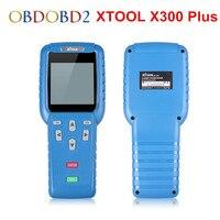 100% Original X300 Plus Pro Auto Key Programmer XTool X 300 Plus Update Online Coverage Asia/Europe/America X300 Pro DHL Free