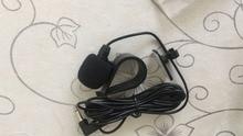 Аудиомагнитолы автомобильные микрофон 3.5 мм разъем для микрофона Stereo Mini Проводной внешний микрофон для авто DVD Радио 3 М Длинные