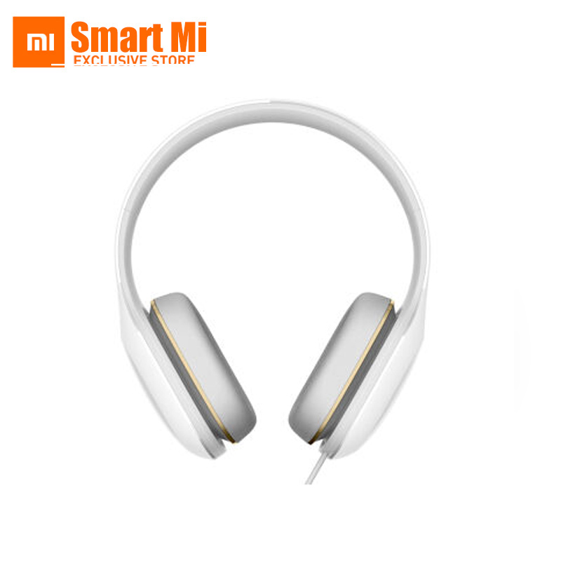 100% original diadema Xiaomi Mi HiFi auriculares básico simple y - Audio y video portátil