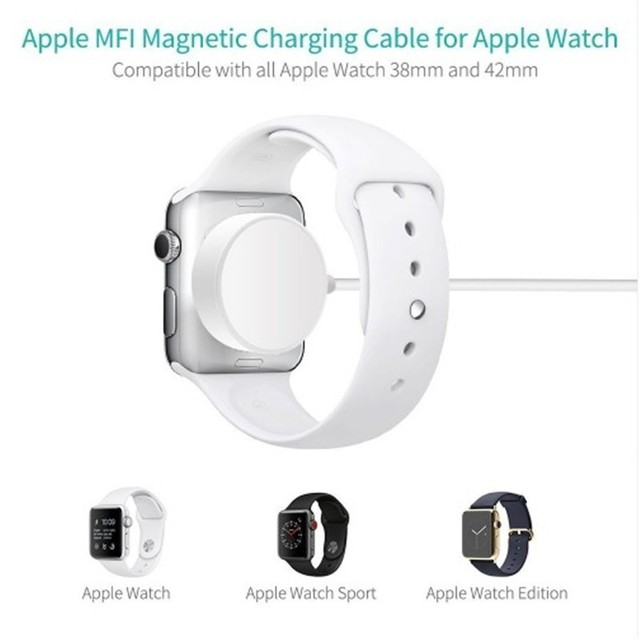 USB Wireless Magnetic Charger for Apple iWatch