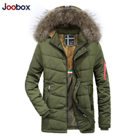 2018 Winter Jacket Warm jackets Coat Men High Quality Thicken Clothing Male Casual Slim Fit Zip Up Hooded Jackets Puffer Coats