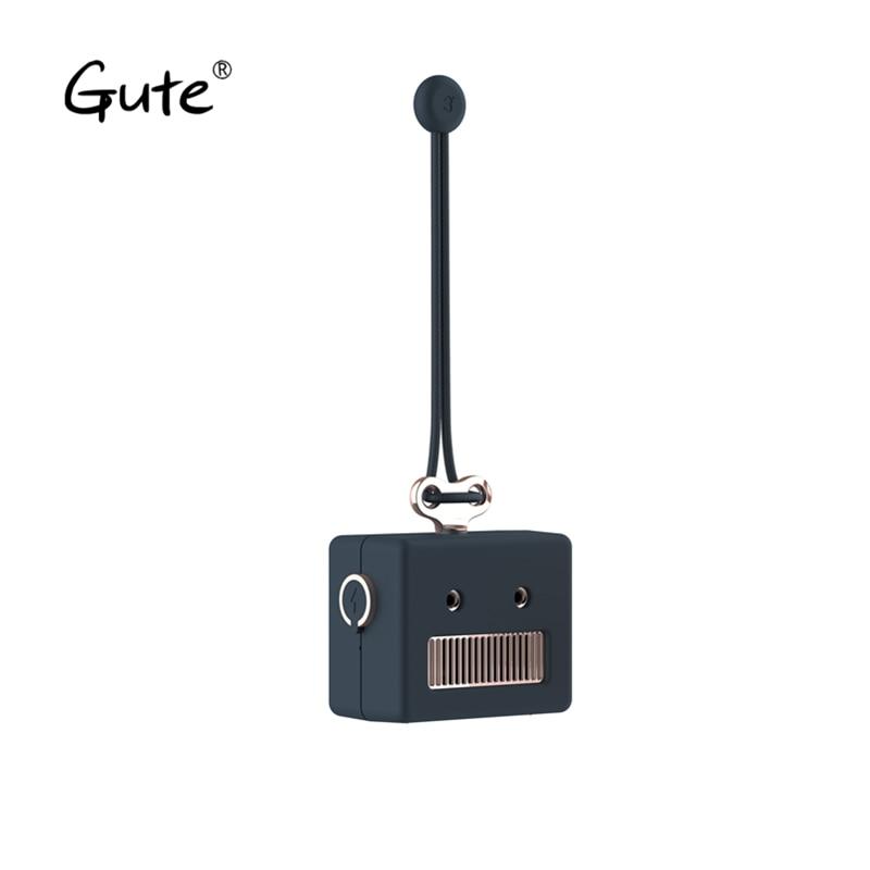 Gute urB Diana Robot Bluetooth Wireless Speaker music Box Portable outdoor handsfree call caixa de som altavoz Christmas popular