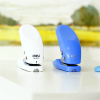 DELI Hole Punch Single Hole Craft Paper Punch Scrapbook Scrapbooking Punches Puncher Circle Cutter
