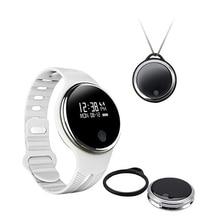 Wasserdicht IP67 Bluetooth Smart Armband E07 Smart Band Armband Fitness Tracker Smartband für Ios Android Sport Smartwatch