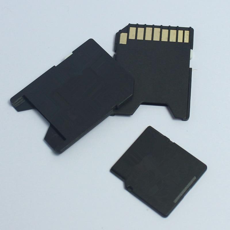 100pcs/LOT Mini SD Card To Standard SD Card Adapter Momery Card Adapter Converter Mini SD Card Adapter