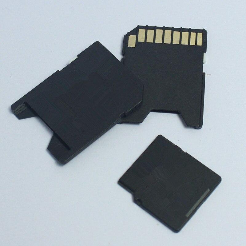 50pcs/LOT Mini SD Card To Standard SD Card Adapter Momery Card Adapter Converter Mini SD Card Adapter