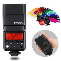 Godox TT350S Mini 2.4G Wireless TTL 1/8000S HSS Camera Flash Speedlite for Sony A7 A7II A7SII A7RII A6000 A6300 A6500 DSLR