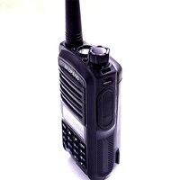 מכשיר הקשר 100% מקורי Baofeng UV-7R מכשיר הקשר Dual Band UHF / VHF נייד כף יד המשטרה מקלט רדיו שני הדרך HF Ham Transciver (3)