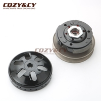 High quality Rear pulley kit & Clutch & Clutch Bell for Kymco Super 8 9 Vitality Cross People Heroism Dink Curio CX Yup 50cc 2T