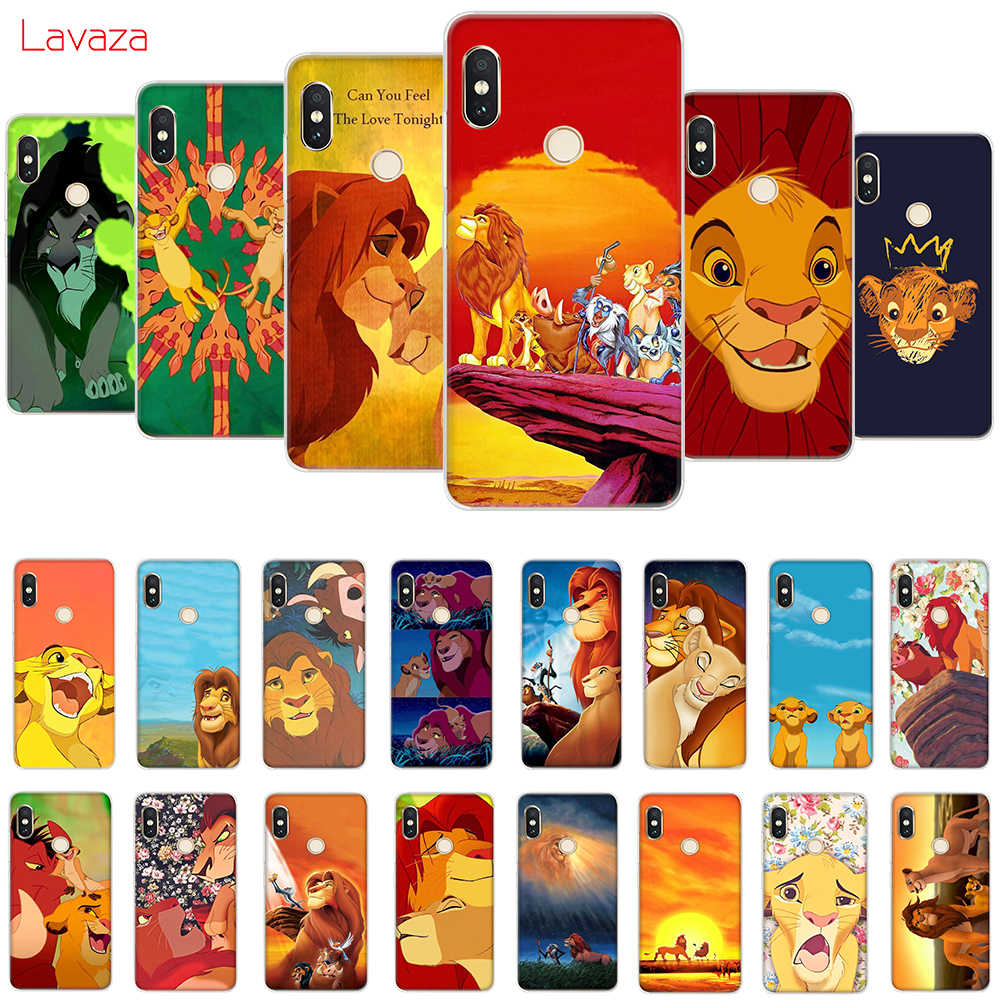 Lavaza Cartoon Movie Lion King Hard Case for Huawei Mate 10 20 P9 P10 P20 Lite Pro P smart 2019 for Honor 8X 8C Cover