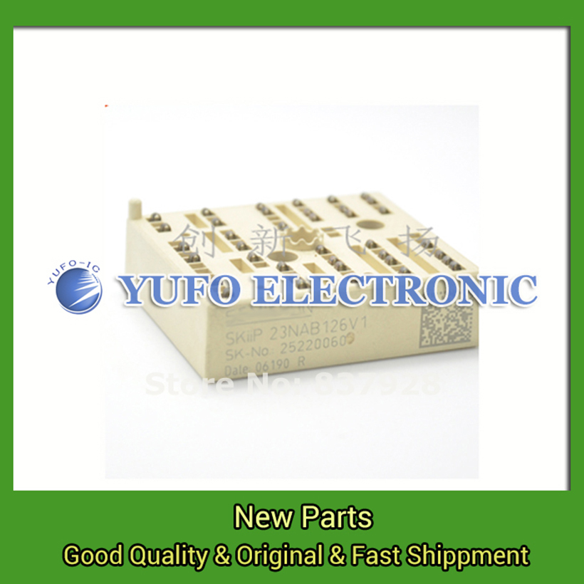 Free Shipping 1PCS SKIIP23NAB126V1 Power Modules original new Special supply Welcome to order YF0617 relay free shipping 1pcs fb10r06kl4g power modules original new special supply welcome to order yf0617 relay