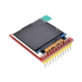 5 V 3,3 V 1,44 pulgadas TFT LCD Módulo de pantalla 128*128 Color pantalla SPI Compatible con Arduino mega2560 STM32 SCM 51