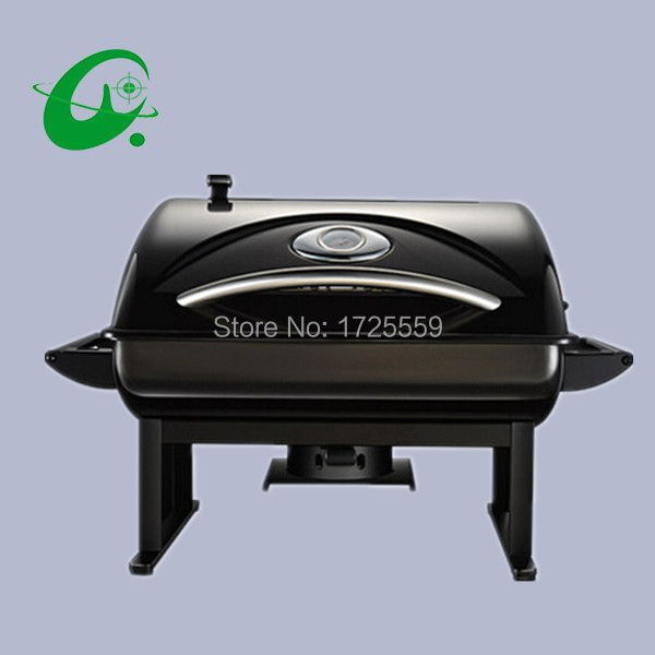 Mini stainless steel smokeless charcoal grills indoor