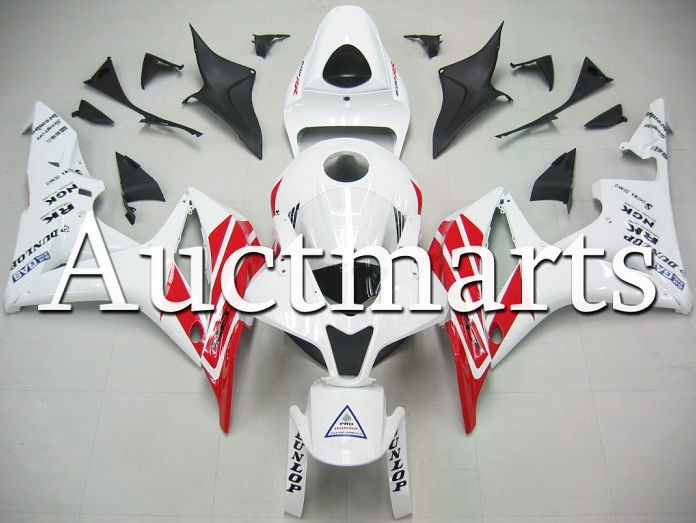 For Honda CBR 600 RR 2007 2008 Injection  ABS Plastic motorcycle Fairing Kit Bodywork CBR 600RR 07 08 CBR600RR CBR600 RR CB56