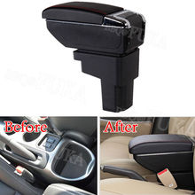 цены 1pc ABS Auto Car Console Center Armrest Storage Box Container box Holder Handrails Tray For Nissan Juke 2011-2017 Accessories