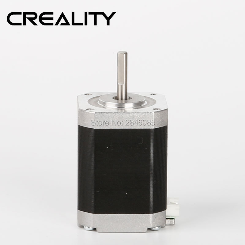 1PCS/Lot CREALITY 3D CE certification 2Phase RepRap Stepper Motor 42 motor 42-34/40/60 motor For REPRAP Makerbot 3D Printer1PCS/Lot CREALITY 3D CE certification 2Phase RepRap Stepper Motor 42 motor 42-34/40/60 motor For REPRAP Makerbot 3D Printer