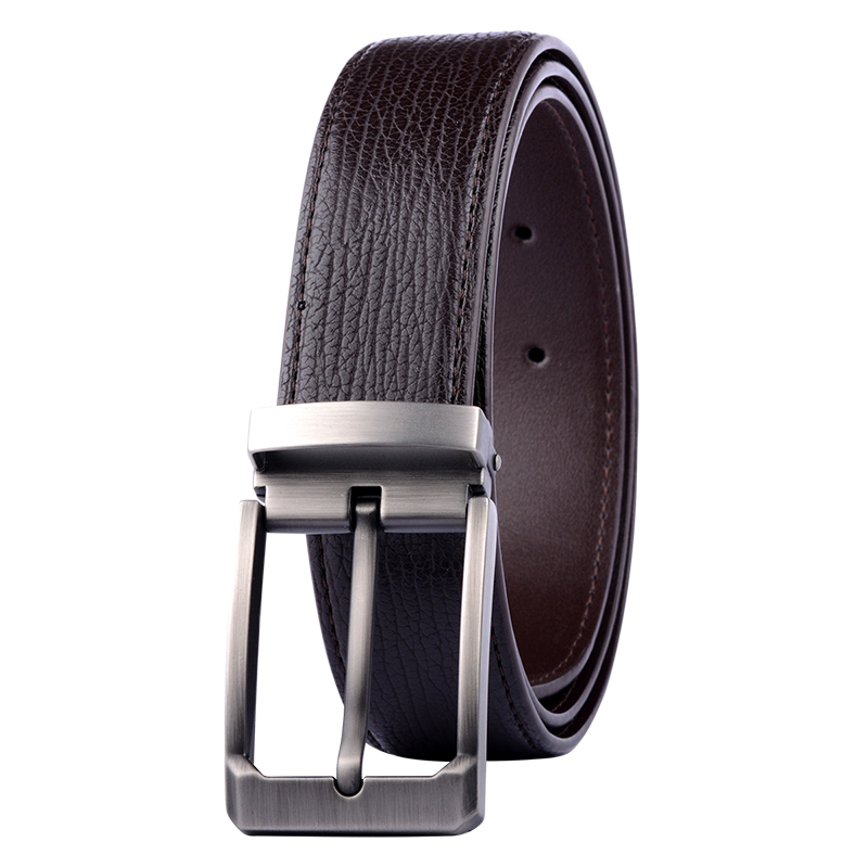 High Quality Genuine Leather Belt Luxury Designer Belts Men Pin Buckle Belts Strap Male Jeans for Man Cowboy free shipping