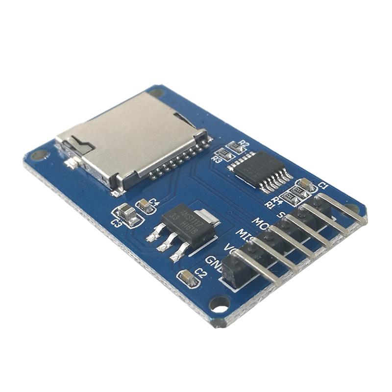 Image 5 - MCIGICM SPI Micro SD Storage Mciro SD TF Card Memory  Shield Module-in Integrated Circuits from Electronic Components & Supplies