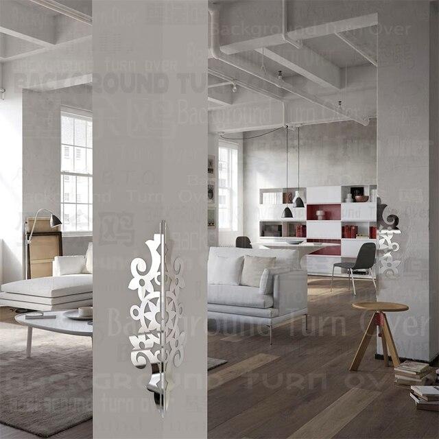 Creative 3d Retro Design Edge Corner Guards House Ornaments