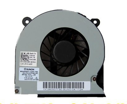 Cpu laptop cooling fan para dell latitude e6410 fã bata0610r5h 002