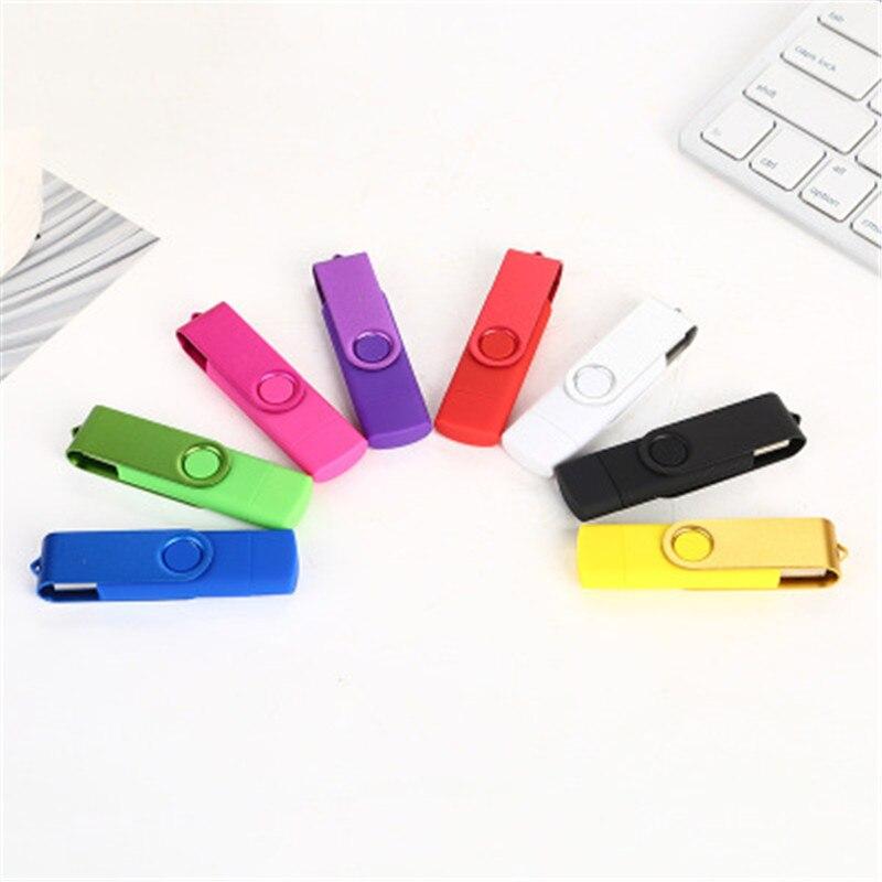 100PCS LOT 1GB 2GB 4GB 8GB 16GB 32GB OTG USB Flash Stick Pendrive U Disk USB Flash Drive Free LOGO More Than 300pcs in USB Flash Drives from Computer Office