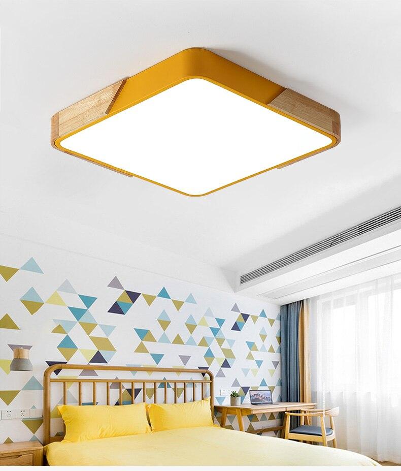 conduziu a lâmpada do teto quarto conduziu a luz teto luminárias