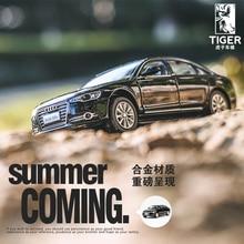 1:32 Audi Гольф Jetta Polaroid моделирование сплава модели автомобилей звук и свет обратно к питания Детские игрушки автомобиля