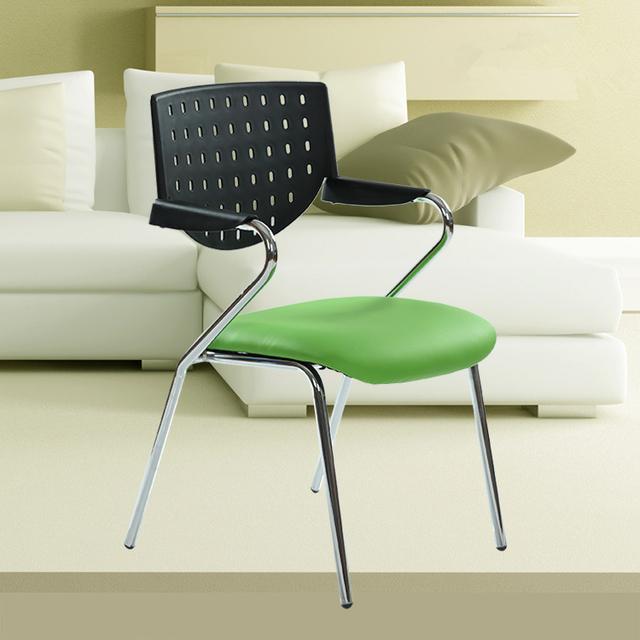 Simples E moderno Escritório Cadeira de Formação Pessoal Conferência Reunião Cadeira Com Placa de Escrita Portátil Em Casa Cadeira Do Computador Cadeira de Estudante