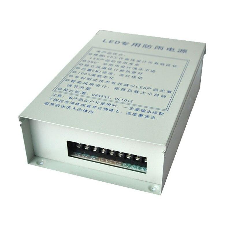 Free Shipping 500W DC 24V 21A Outdoor Rainproof Power Supply free shipping vi jt3 cx dc dc 110v 24v 75w
