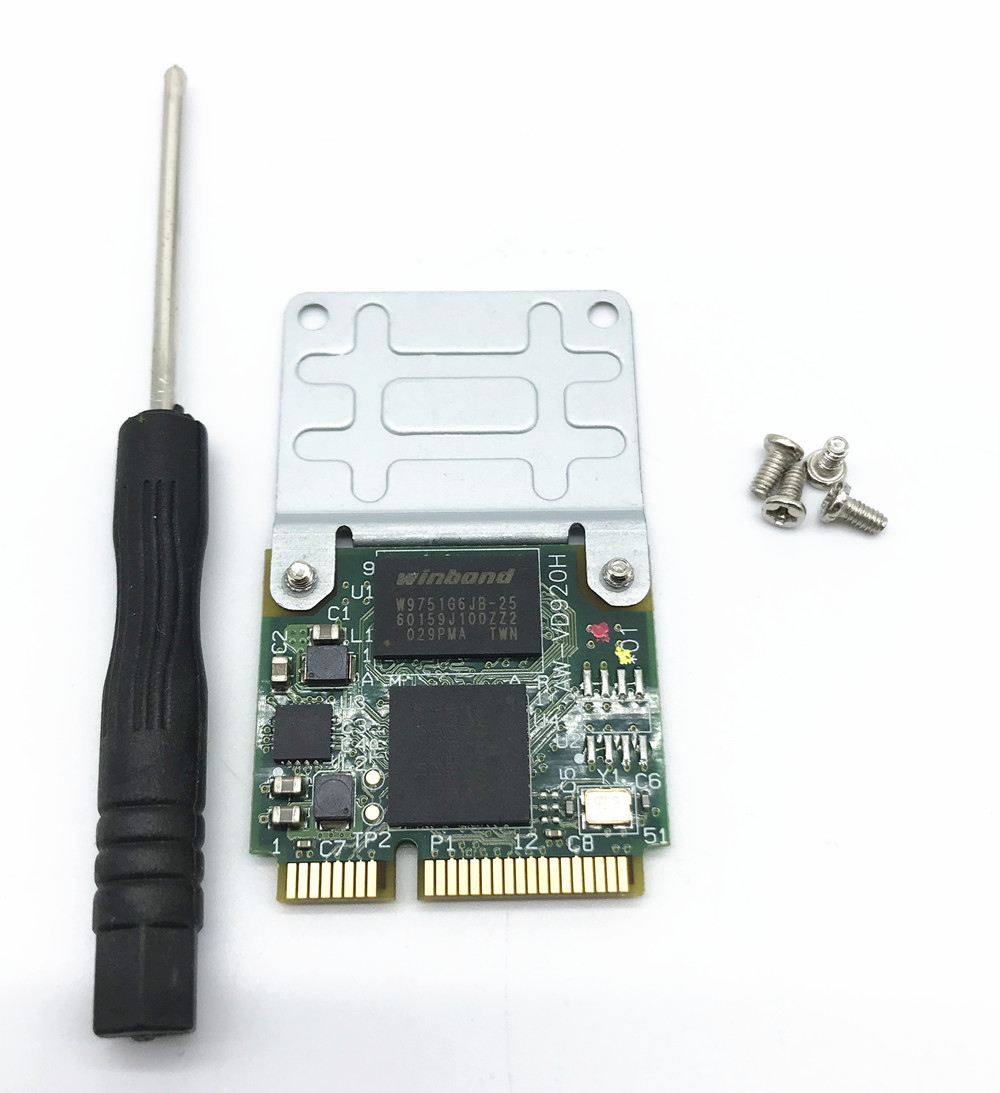 BCM70015 BCM970015 HD Crystal Decoder Mini PCIE Card for Apple 1th TV//Notebook