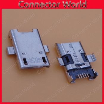 10pcs/lot Micro USB Jack connector for Asus ME103 ME103K ASUS ZENPAD 10 Z300C P023 P024 Z380C P022 8.0 Z300CG Z300CL image