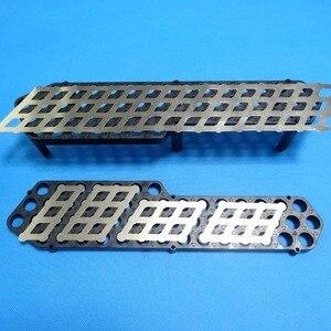 Image 5 - 36V/48V ליתיום סוללה תיבת דואר אופני סוללה מקרה עבור DIY 36V או 48V 10Ah 15Ah ליתיום סוללות עם משלוח 18650 בעל סלולרי