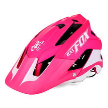 BATFOX Men Women PC+EPS Ultralight MTB Road Bike Helmet Safety Cycle Bicycle Casco Ciclismo Capacete