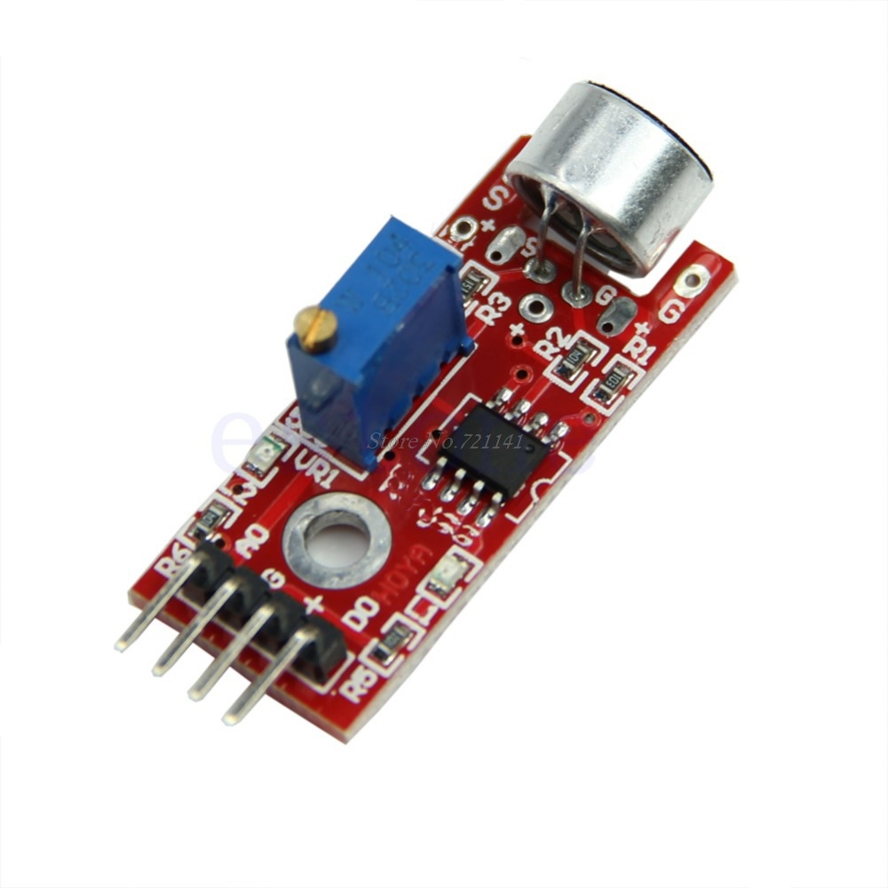 Microphone Sensor AVR PIC High Sensitivity Sound Detections Modules For Ardui/_ch