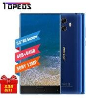 Ulefone Mix Bezeless 4G Smartphone 5 5 Inch HD MTK6750T Octa Core Android 7 0 4GB