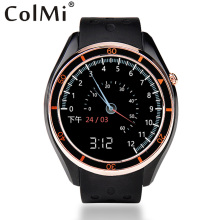 Colmi android 5.1 smartwatch vs110 herzfrequenz tracker cpu mtk6580 1,3 ghz 512 mt ram + 4g rom gps bluetooth remote control smartwatch
