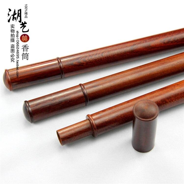 Rosewood longo aloés joss vara tubo mentira incenso incenso cone incenso caixa de presente professores aparelho fabricantes atacado