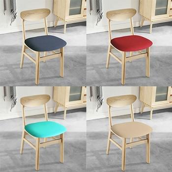 Cojín para sofá, silla y dormitorio, cojín para asiento del hogar, Material de algodón protector para silla elástica