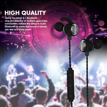Remax Bluetooth Earphone/Headset Sport Wireless Earphone For iPhone Xs max XR X 8 7 6 8s 7s 6s plus 5 5s SE Magnetic Headset стоимость