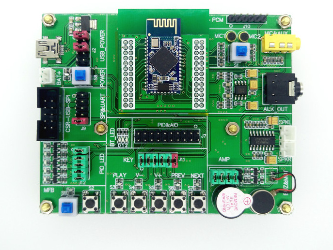 Fast Free Ship CSRA64215 Development Board/Development Resources/Debug Board/Demo board/Emulation Board w5500 development board the ethernet module ethernet development board