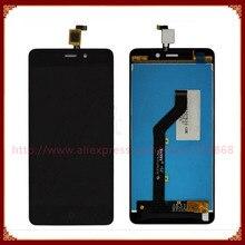 Negro/blanco/oro para zte blade x3 d2 t620 pantalla lcd con pantalla táctil digitalizador reemplazo del envío libre