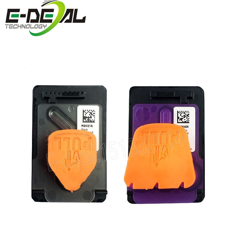 E-deal  Print Head For M0H50A M0H51A Printhead For HP GT51 GT52 GT5810 5820 GT5810 GT5820 Ink Tank 300 310 318 400 410 419 411