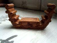 Mahogany base ornaments mahogany base, technology base wholesale custom